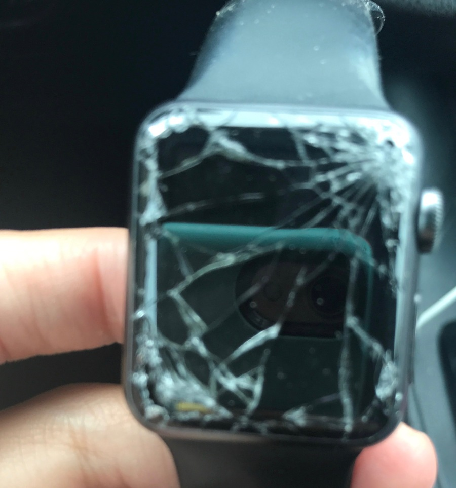 apple watch repair richardson