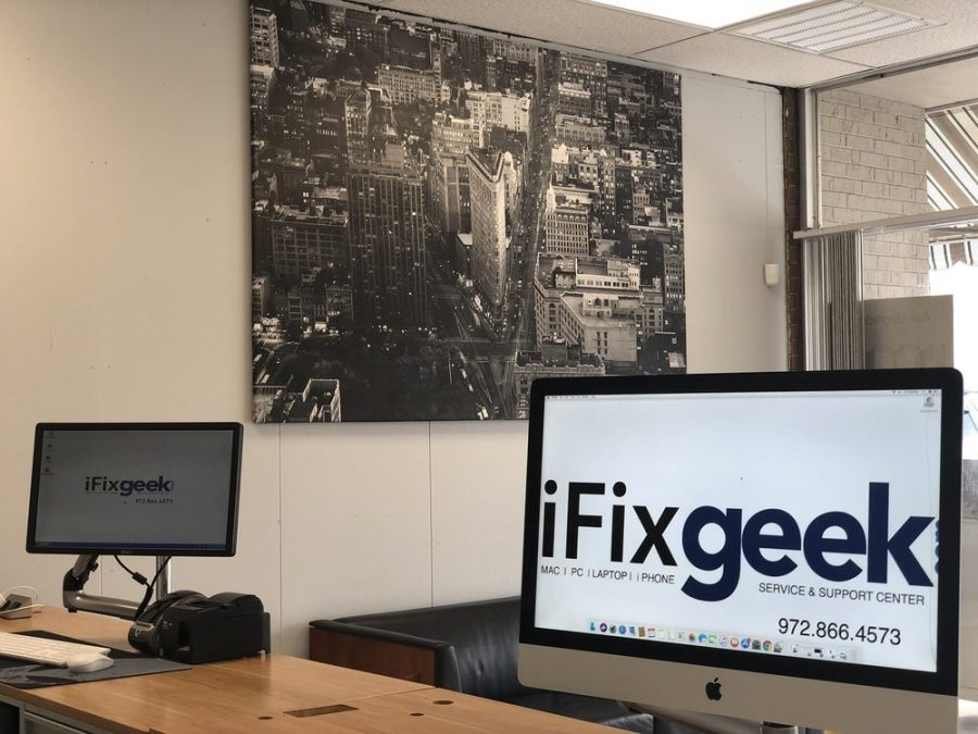 ifix geek mac repair richardson