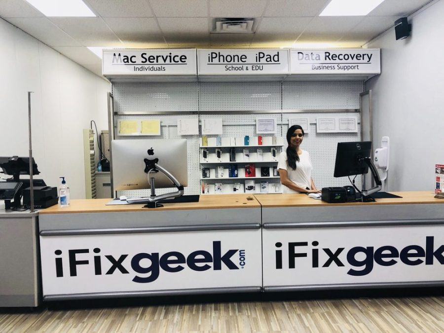 ifixgeek iphone repair richardson