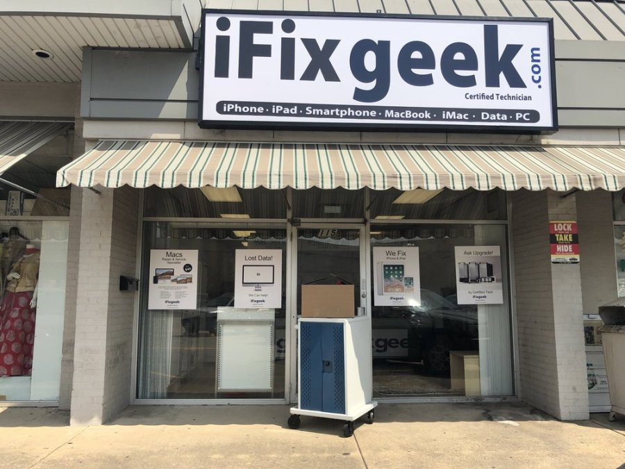 ifixgeek richardson texas