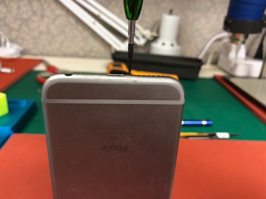 iphone 6s lcd removal