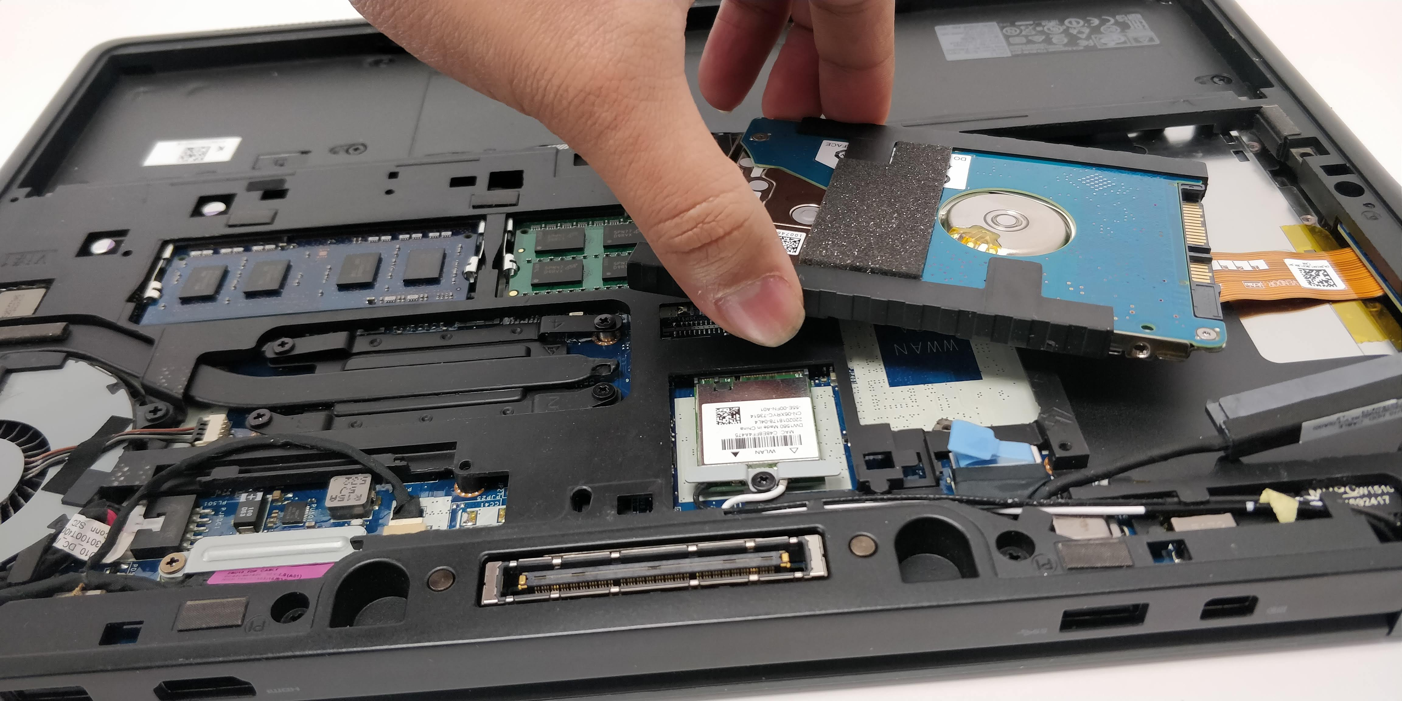 dell-laptop-harddrive-replacement