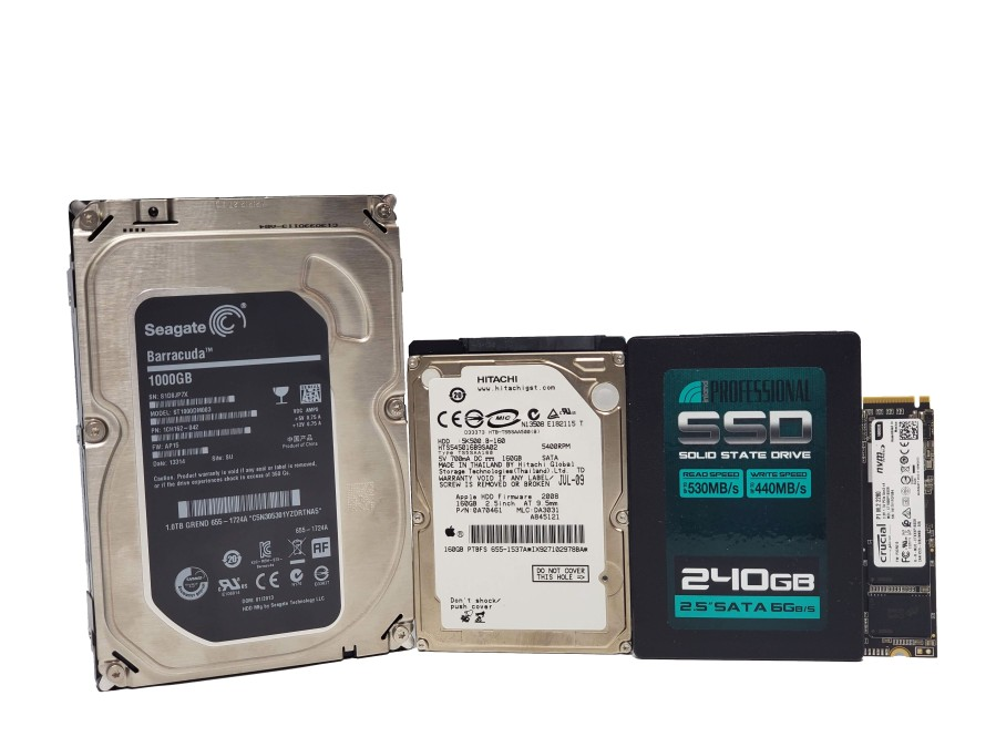 hard drive upgrade Richardson
