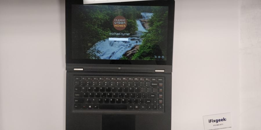 lenovo yoga laptop richardson ifixgeek
