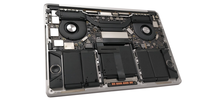 A1708 water damage macbook pro Farmers Branch.png